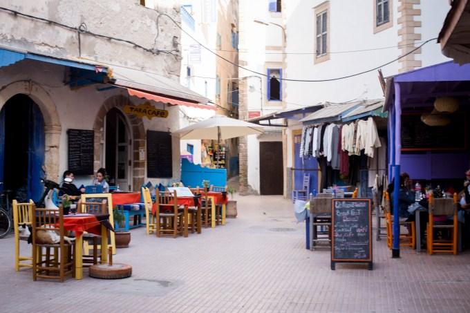 Essaouira - Tara café