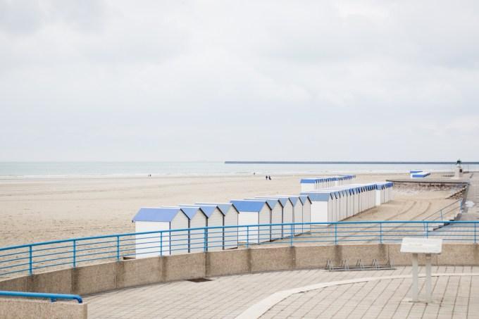 Boulogne - plage
