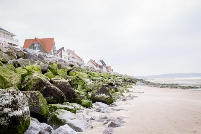 Site des Deux Caps - plage Wissant
