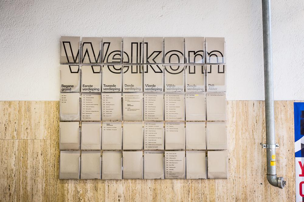 Rotterdam - Welkom