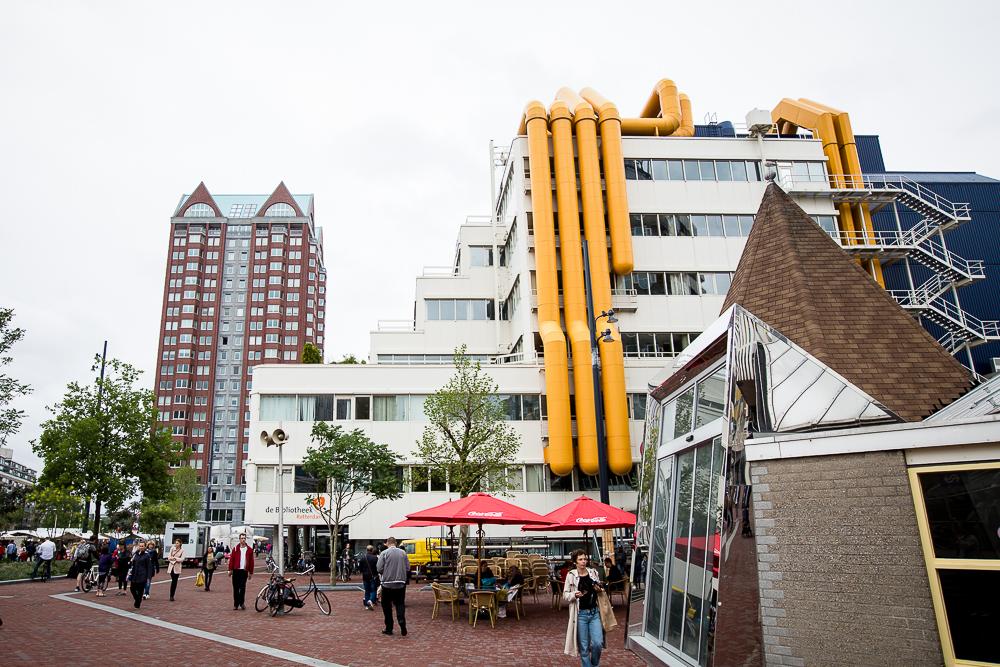 Rotterdam - architecture