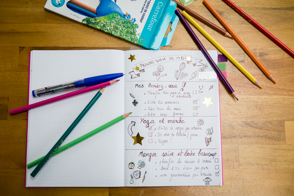 carrefour drive bullet journal