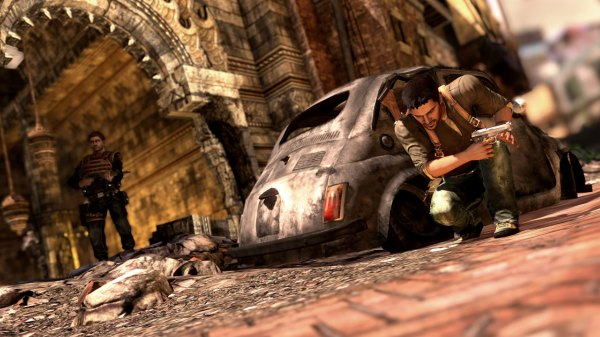 Interview: Evan Wells, Co-president of Naughty Dog: LAist