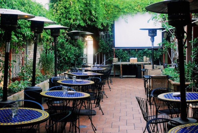 The Best Outdoor Dining Patios In Los Angeles: LAist