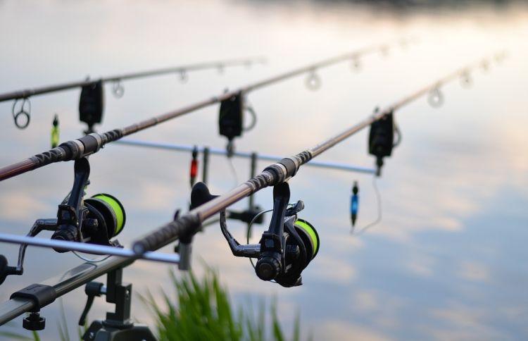 žvejybos reikmenys karpiams
