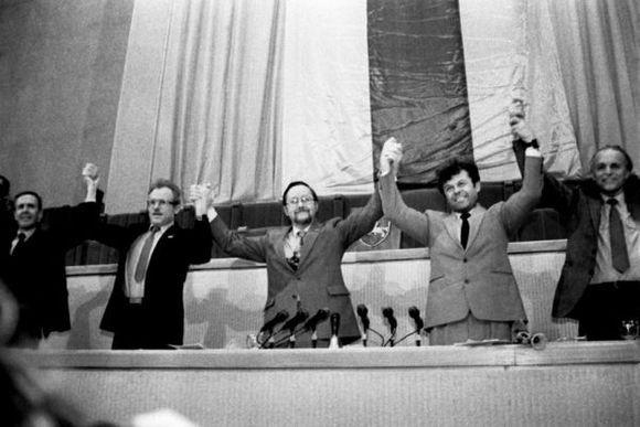 Filmas apie Medininkų žudynes - ištisinis V. Landsbergio melas