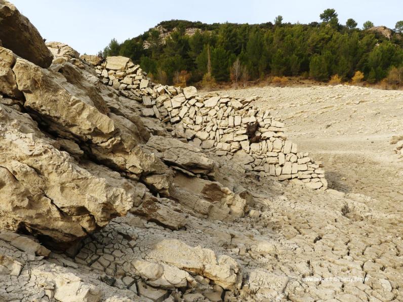 Barrage de Bimont 2017