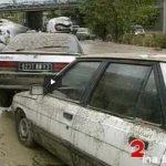 Inondations à Aix en Provence en 1993