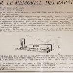 Le mémorial des rapatriés