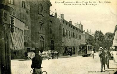 Bibliothèque Méjanes - PHO. CPA. AIX. 0033