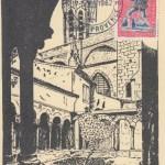 Le cloitre de l'Archevêché