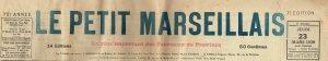 Le Petit Marseillais du 23 mars 1939