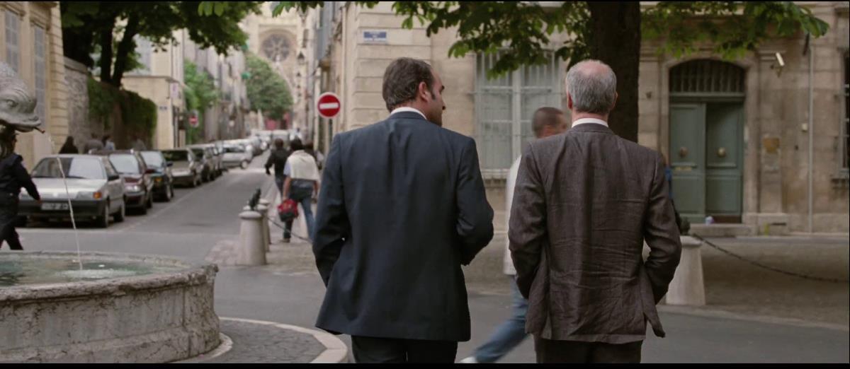 Vers la rue Cardinale