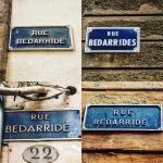Bédarrides ou Bédarride ?