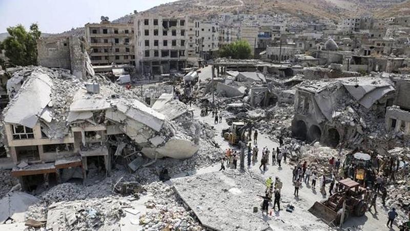 Resultado de imagen para problemas de siria