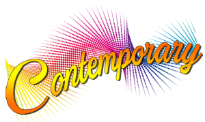 the word contemporary