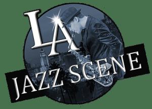 new logo for LA Jazz Scene