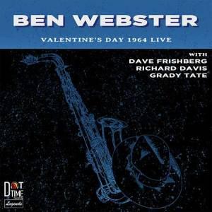Ben-Webster CD Cover