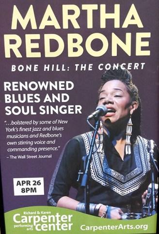Martha redbone s AD