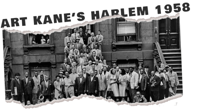 The Story Behind The Great Day In Harlem Photo Has Been Told Many Times The Very First Assignment That Photographer Art Kane   Had Was To Gather