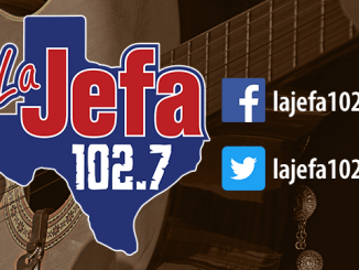Follow La Jefa 102.7