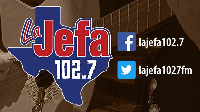 Follow La Jefa 102.7