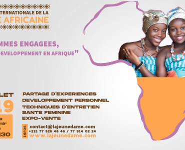 Journée Internationale de la Femme Africaine