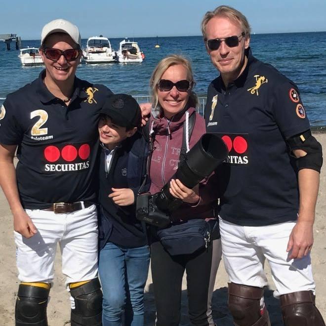 BEACH POLO MASTERS TIMMENDORFER STRAND 2018 MIT PATRICK MALEITZKE UND ECKHARD JULS