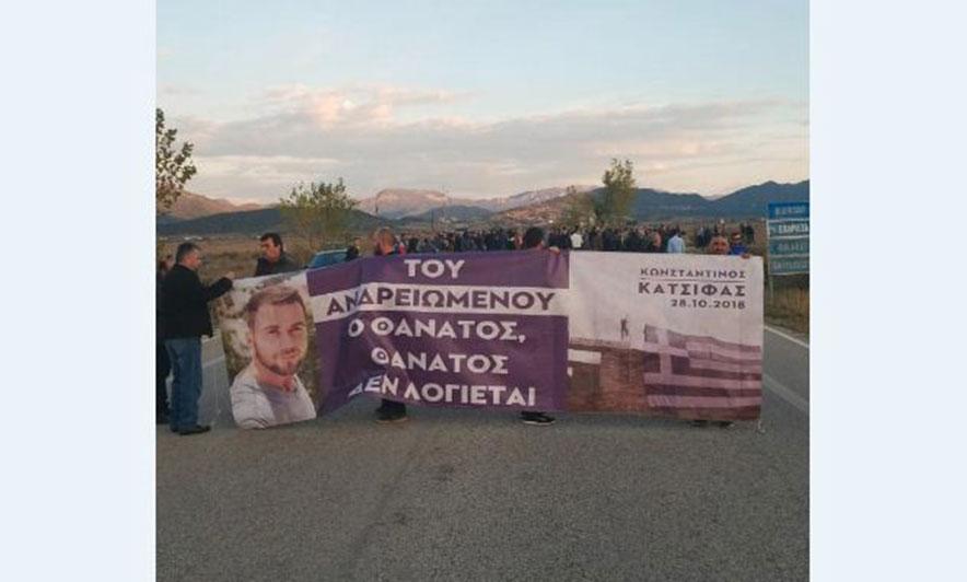 Ekstremisti Haralamb Karathanou mes 12 të shoqëruarve nga policia shqiptare