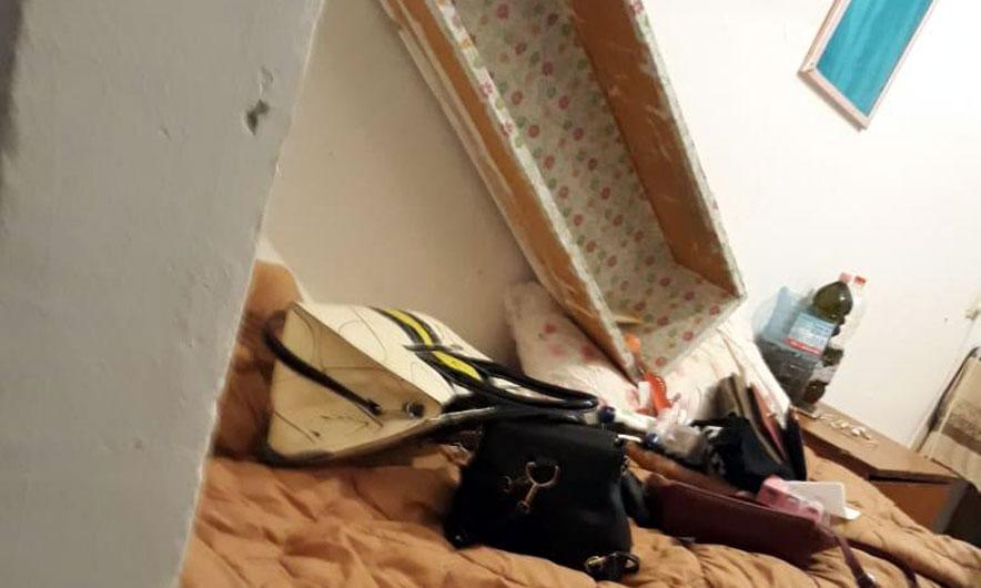 """""""Studentja plagoset në konvikt"""