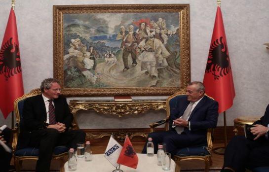 Borchard takim me Ruçin: Partitë të marrin pjesë në zgjedhje