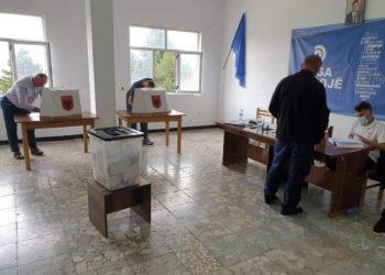EMRAT/ Përfundon procesi i votimit të PD në Gjirokastër