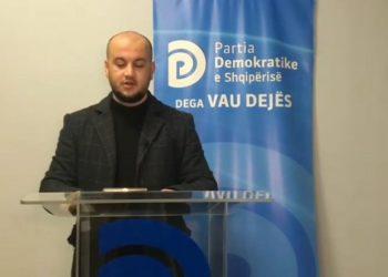 Sekretari i PD në Vaun e Dejës denoncon: Bashkia po vjedh 336 mln lekë me projektin e shkollës të rikonstruktuar nga Ambasada Amerikane