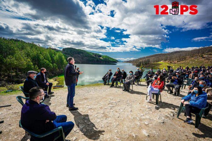 Balla takon zv.kryeministrin Abazoviç: Diskutuam për integrimin në BE dhe rritjen e bashkëpunimit
