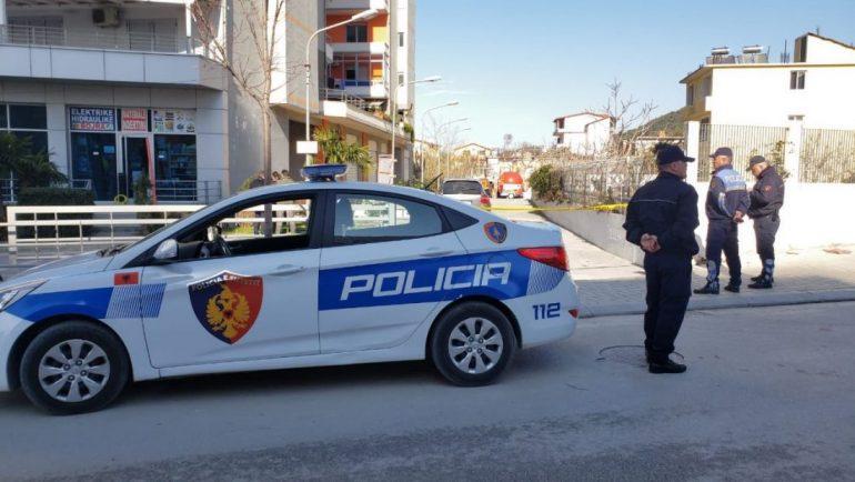 Policia aksion në Vlorë