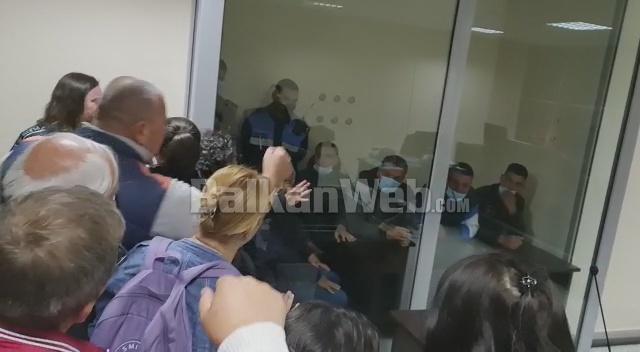Dhuna ndaj gjyqtarit në Vlorë