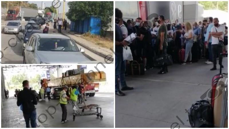 Aksident në aksin Lezhë-Shkodër/ Makinat bëhen copa-copa