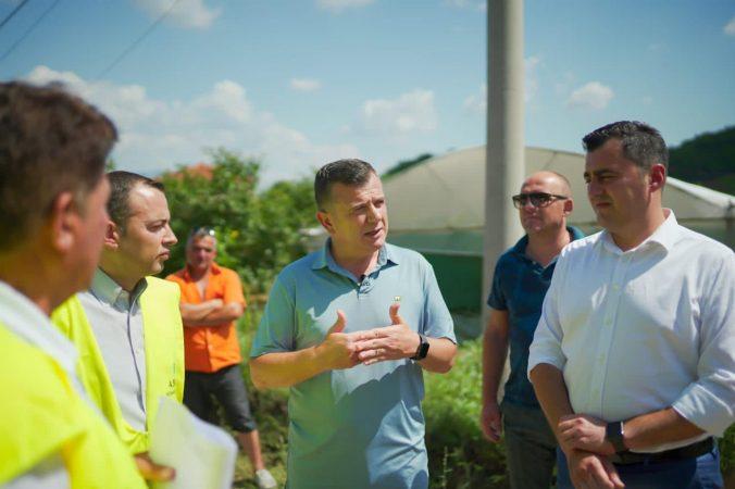 Rehabilitohet kanali vaditës në Kozan të Elbasanit