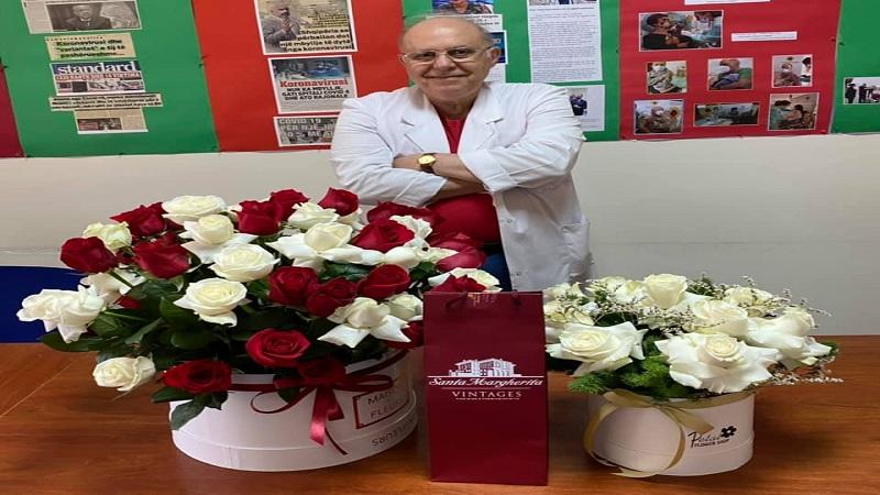 Mjeku Tritan Kalo feston 65-vjetorin e lindjes: Ndihem po aq energjik dhe i motivuar