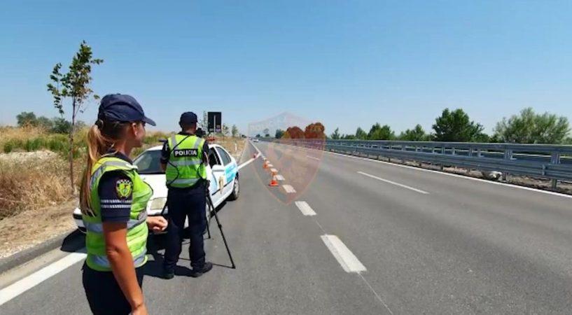 Bilanci i 24 orëve të fundit/ Policia: Pezullohen 63 leje drejtimi