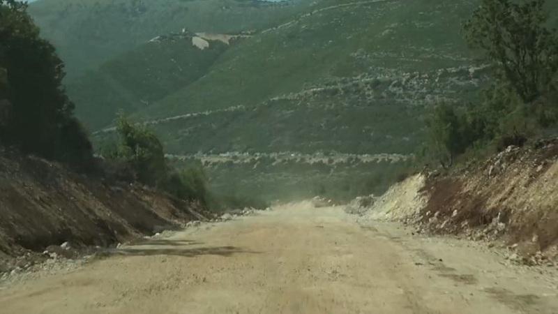 Ndërtimi i rrugës Palasë-Dhërmi