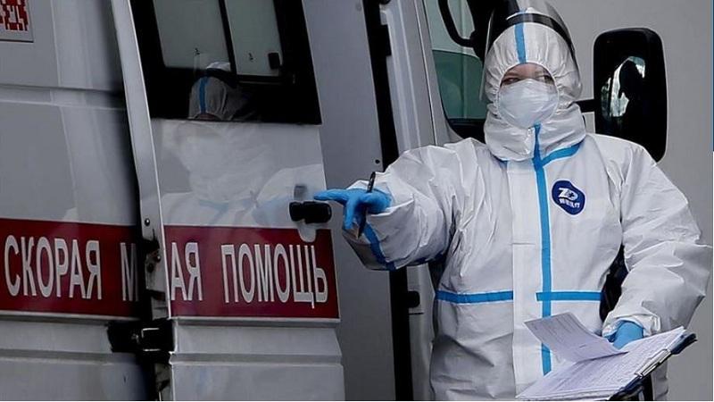 Shifra alarmante në Rusi