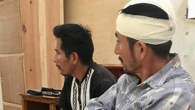 Acusa el Frayba desalojo violento contra indígenas en Chilón
