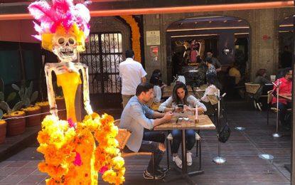 Respecto a octubre, la actividad económica aumentó 0.9 por ciento. Foto Luis Castillo/ Archivo