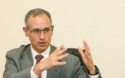 El subsecretario de Prevención y Promoción de la Salud, Hugo López-Gatell Ramírez. Foto Roberto García Ortiz / archivo