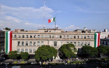 Sede de la Suprema Corte de Justicia de la Nación en imagen de archivo. Foto tomada de la página de Facebook @SCJNMexico