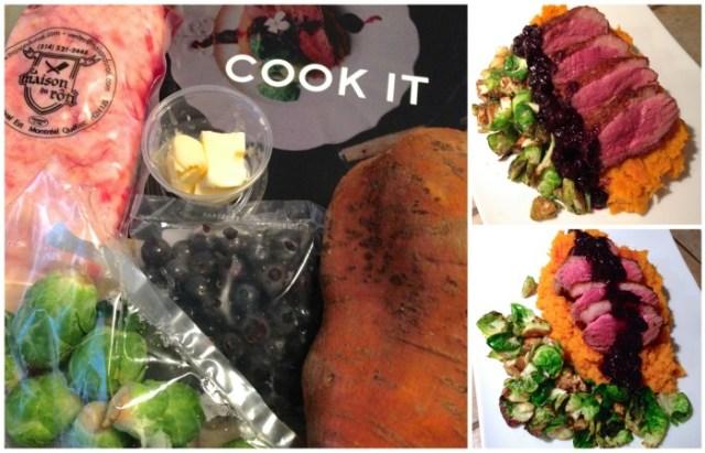 cookit-magret canard