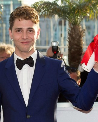 Xavier Dolan, PHOTO: Regis Duvignau, Reuters