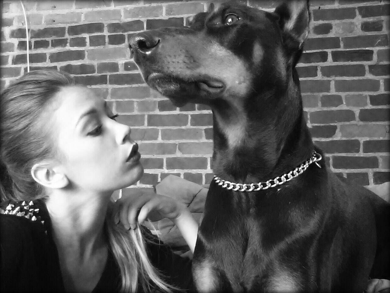 ce n 39 est pas juste un chien c 39 est mon amour. Black Bedroom Furniture Sets. Home Design Ideas