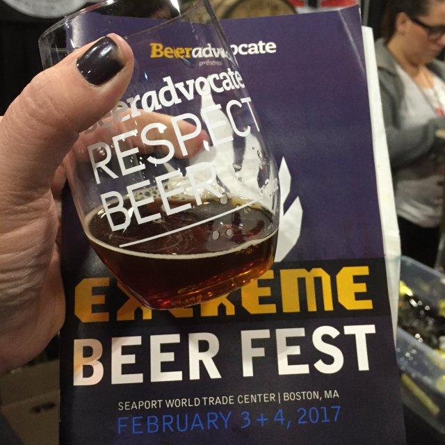 Extreme Beer Fest, Boston